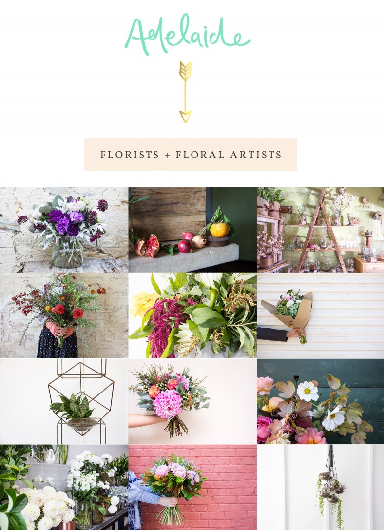 Emma Kate Co 10 Beautiful Adelaide Florists Floral Artists